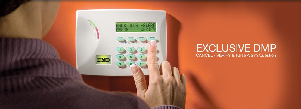 Business Alarm Systems from DMP