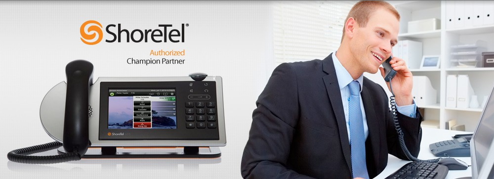 Business Telephone Systems from Shoretel / Mitel