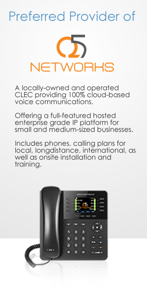 QCC is the preferred provider of Q5 Networks Business Telephone Systems